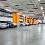 Фотогалерея парковочные системы