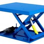 Уравнительные платформы, ножничные столы