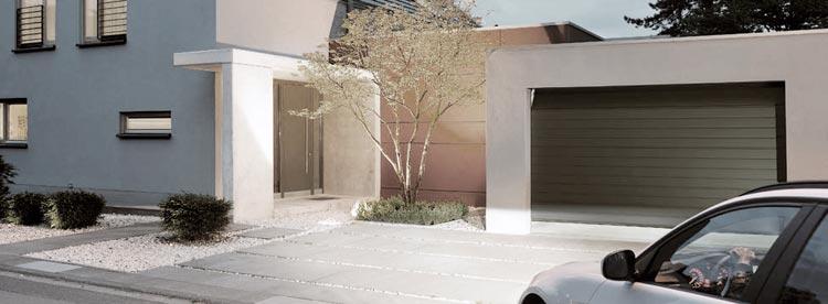 Hormann  ворота для гаражей