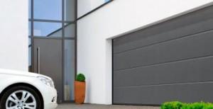 Ворота для гаражей Хорман