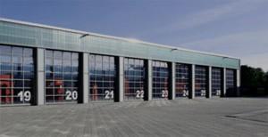 Секционные автоматические промышленные ворота, Промышленные ворота hoermann