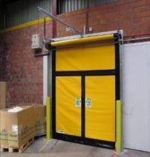 Автоматические высокоскоростные ворота Dynaco Модель М2