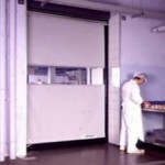 Автоматические высокоскоростные ворота Dynaco Модель D-311