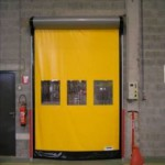 Высокоскоростные ворота Dynaco D-311, D-313