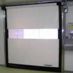 Автоматические высокоскоростные ворота Dynaco D-311