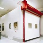 Автоматические высокоскоростные ворота Dynaco