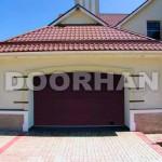 Гаражные ворота rsd02 doorhan