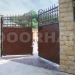 Ремонт ворот Дорхан