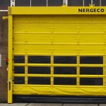 Скоростные автоматические рулонные ворота Nergeco