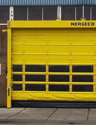 промышленные ворота nergeco
