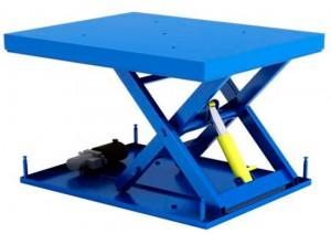 Ножничные подъемные столы