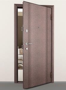 Дверь стальная Комфорт Doorhan