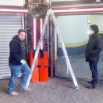 Ремонт автоматических ворот Dynaco