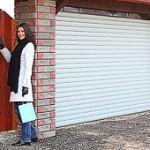 Сервисное обслуживание рулонных ворот, рольставен
