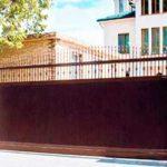 ремонт откатных ворот Дорхан