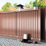 Сервисное обслуживание и ремонт автоматических ворот Дорхан